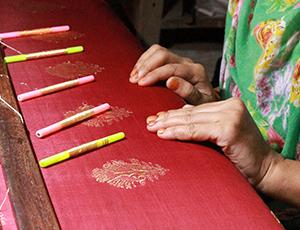 Revival of Mubarakpur weaves