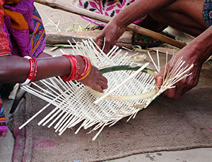 CREATING SUSTAINABLE LIVELIHOOD OPPORTUNITIES FOR BAMBOO ARTISANS OF HALDIPADA