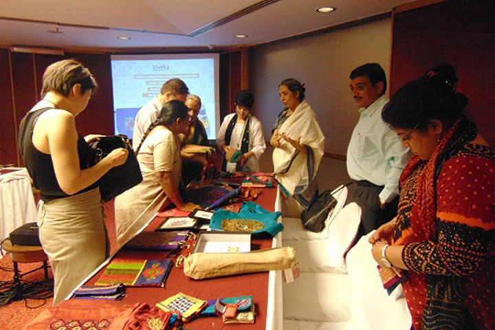 Craftmark Jury 2016 at the Indian Habitat Centre, New Delhi