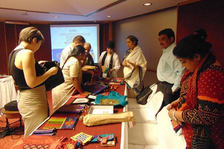 Craftmark Jury 2016 at the Indian Habitat Centre, New Delhi