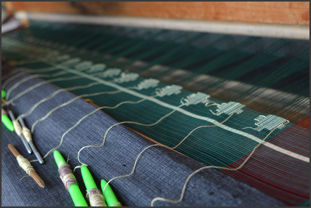 Empowering women weavers of Kota