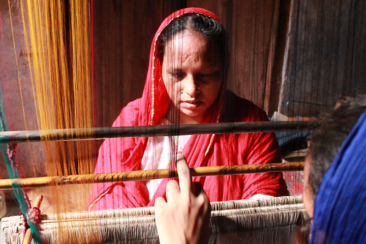 Handloom Weavers of Mubarakpur