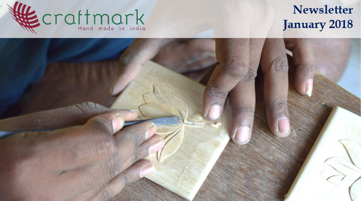 Craftmark Newsletter January 2018