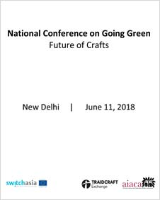 National Conference on Going Green Future of Crafts