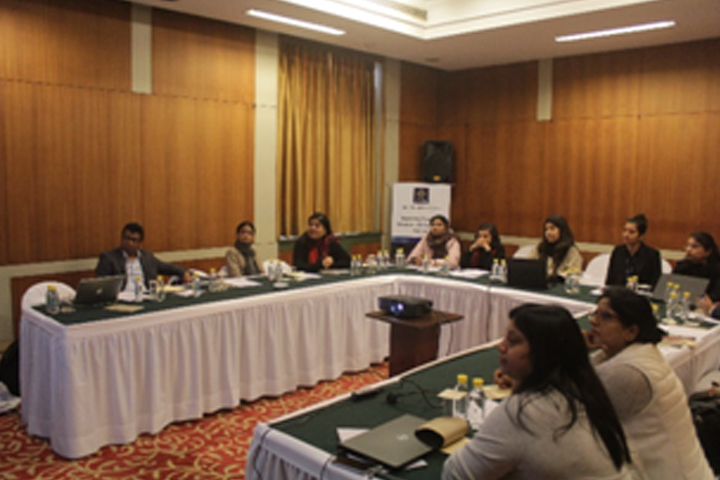 Good Weave India's round table meeting